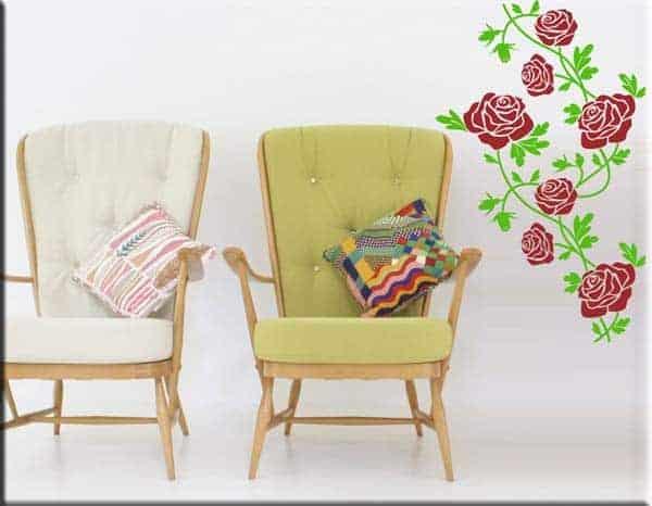 adesivi-murali-fiori-rose-arredo-floreale