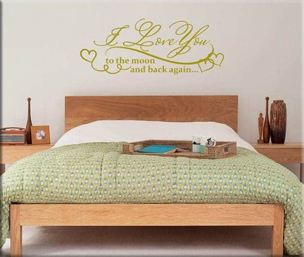 Adesivi murali camera da letto dragtime for - Arreda camera da letto ...