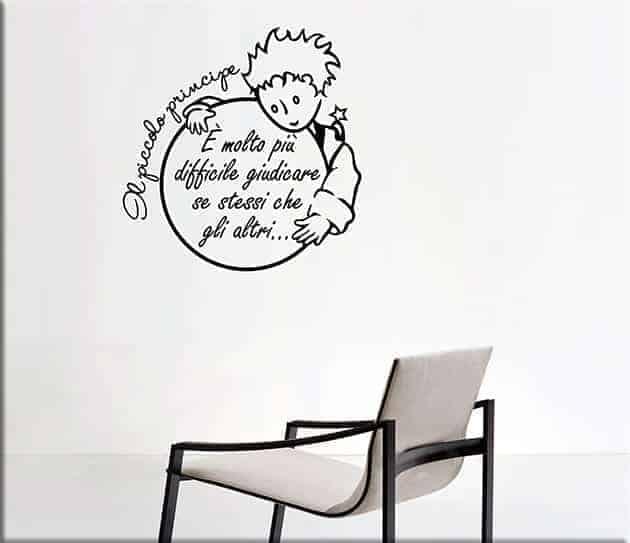 wall-stickers-frase-il-piccolo-principe-arredo