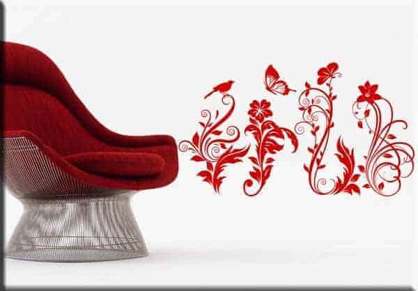 adesivi-da-parete-decorazioni-floreali-arredo