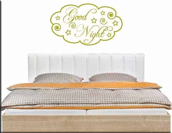 adesivi-murali-good-night-arredo-letto