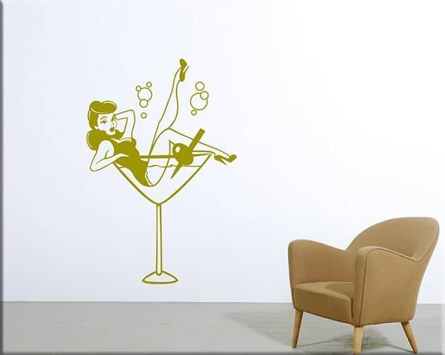 wall-stickers-pin-up-cocktail-bar-arredo