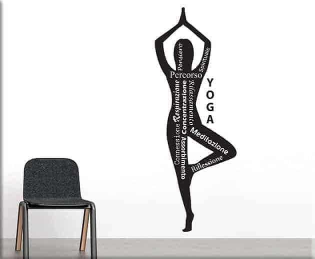 adesivi-murali-yoga-posizione-meditazione