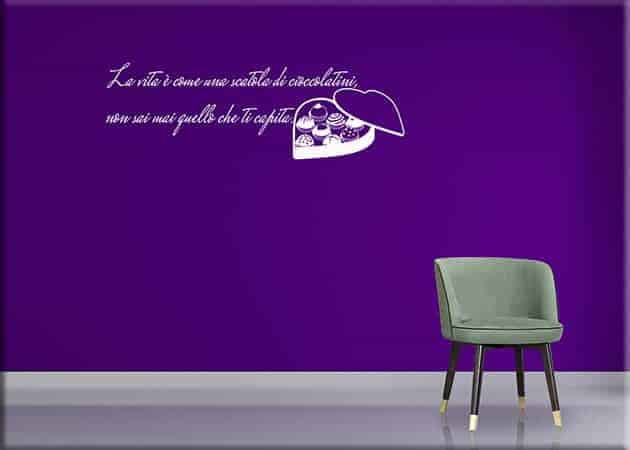 wall-stickers-frase-Forrest-Gump