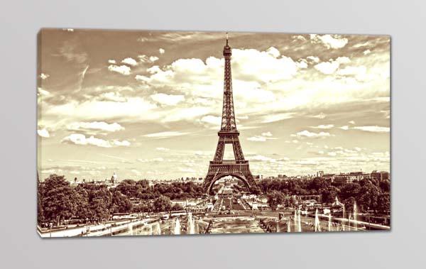 Quadro moderno Torre Eiffel arredo