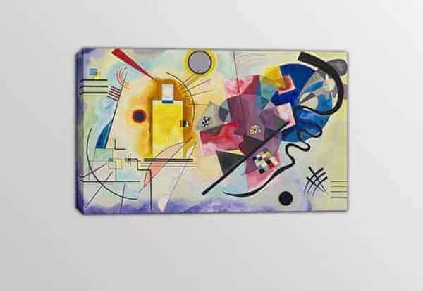 quadro moderno Kandinsky arte arredo