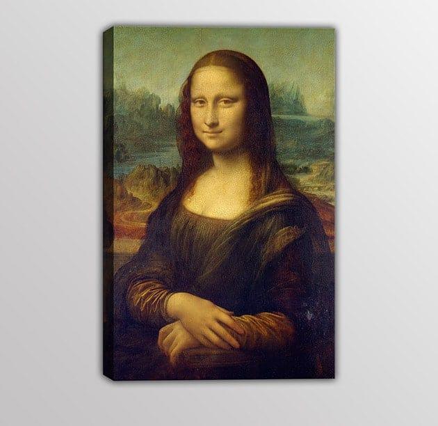 quadro moderno Monna Lisa Gioconda da Vinci