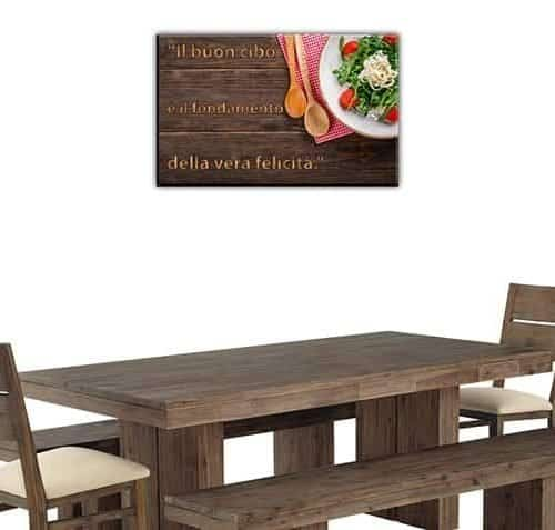 Quadri moderni cucina produzione made in italy - Quadro cucina moderno ...