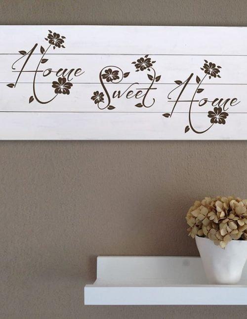 pannelli da muro in legno shabby chic home