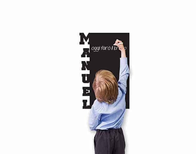 Lavagne adesive murali personalizzate