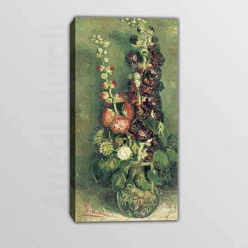 Quadro moderno Vincent Van Gogh Vaso di Altee riproduzione famosa