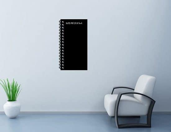 Lavagne adesive da parete appunti arredo ufficio