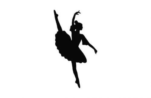 lavagne adesive ballerina