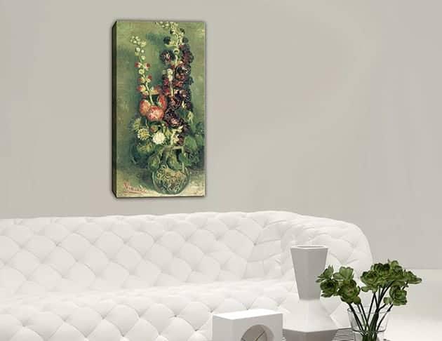 Quadro moderno Van Gogh Vaso di altee