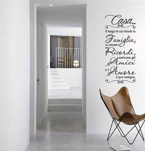 Adesivi murali quadri moderni arredi murali for Arredo famiglia
