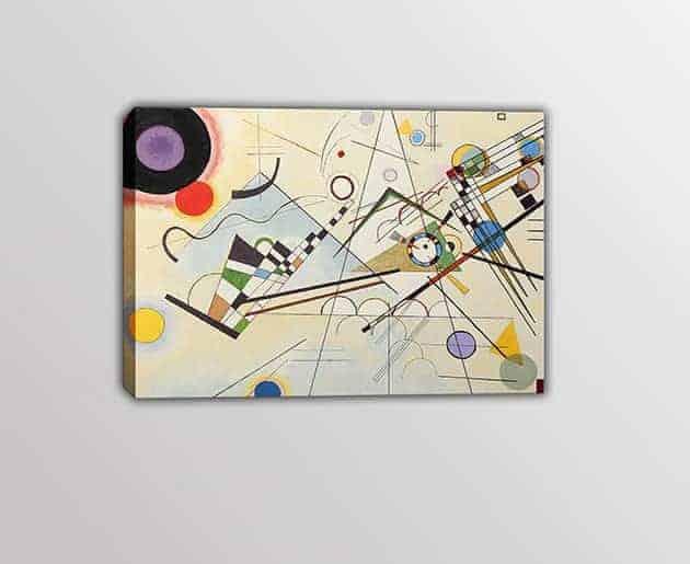 quadro moderno Kandinsky arredo arte
