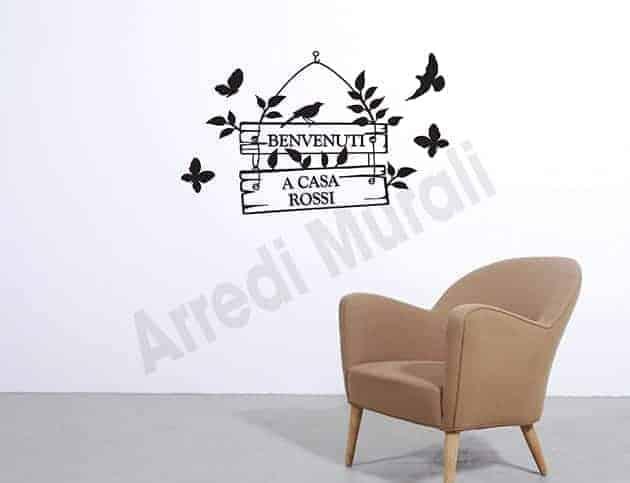 adesivi da parete personalizzati decorazioni murali casa