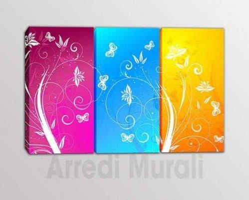 quadri moderni stampe su tela decorazioni floreali