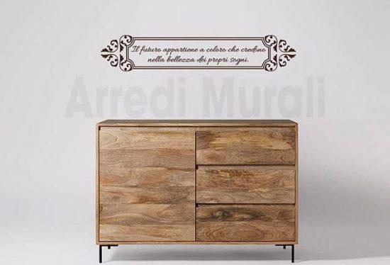 frasi personalizzate adesivi da parete decorazioni murali