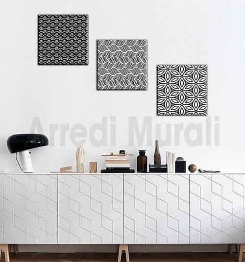 Quadri moderni arte digitale arredi murali for Arredi murali