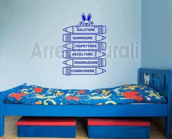 stickers murali bambini decorazioni cameretta