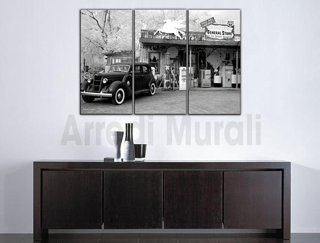 quadri moderni stampe tela vintage