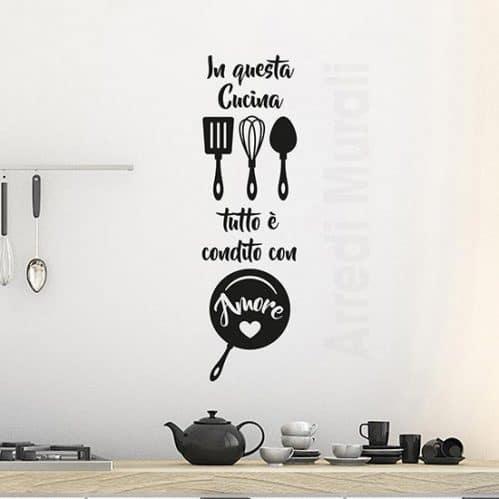 adesivi-murali-frase-cucina-nero