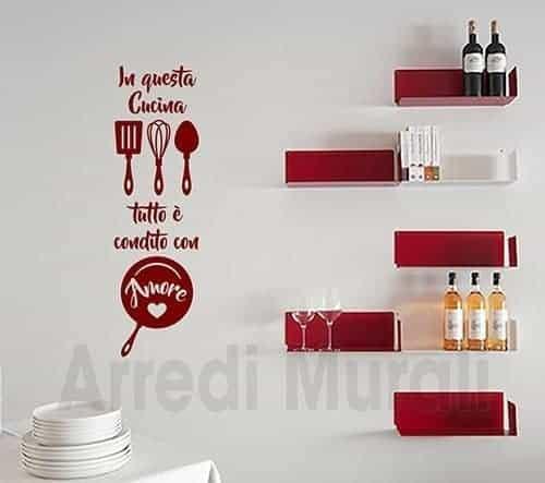 Adesivi Murali Adesivi da parete per arredare i tuoi ambienti|Arredi ...