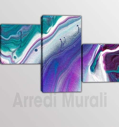 quadri astratti moderni stampe su tela