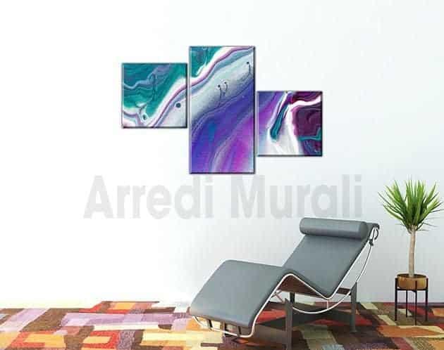 quadri moderni astratti stampe su tela