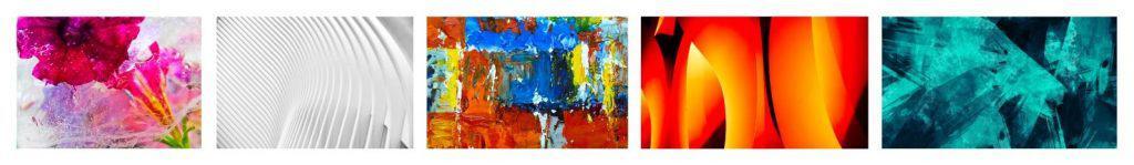 quadri moderni astratti
