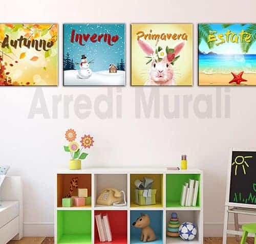 Quadri moderni : arreda le pareti con i quadri di Arredi Murali ...