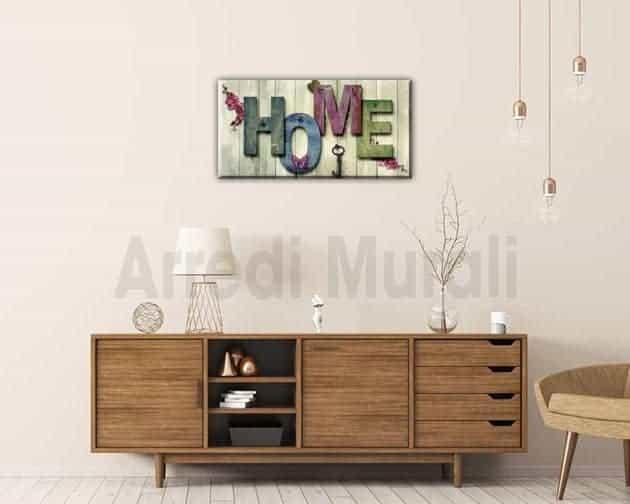 quadro moderno home shabby stile