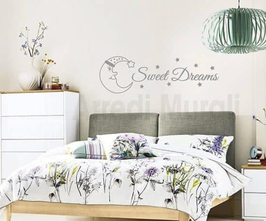 decorazioni pareti camera da letto