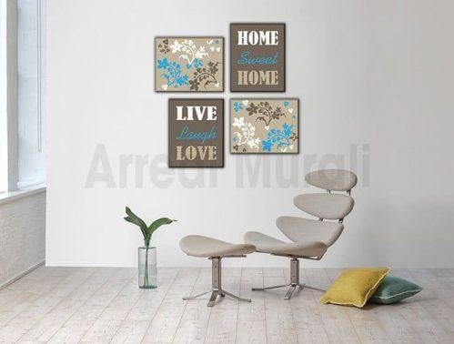 quadri moderni stampe tela casa
