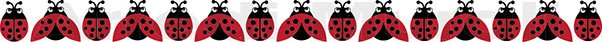 wall stickers coccinelle