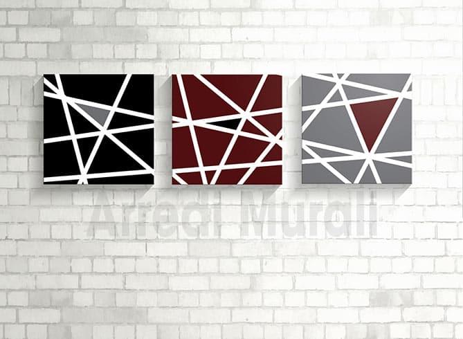 Decorazioni da parete quadri moderni astratti