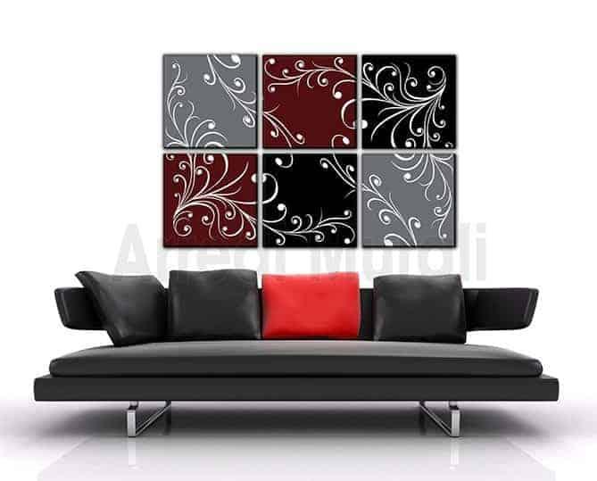 quadri moderni decorazioni da parete