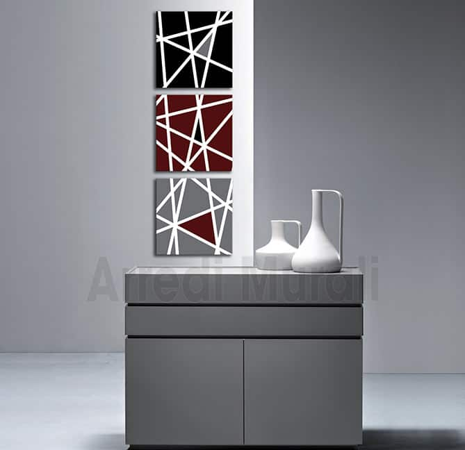 quadri moderni stampe astratte