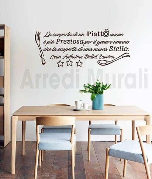 decorazioni murali cucina Archivi - Arredi Murali|Adesivi ...