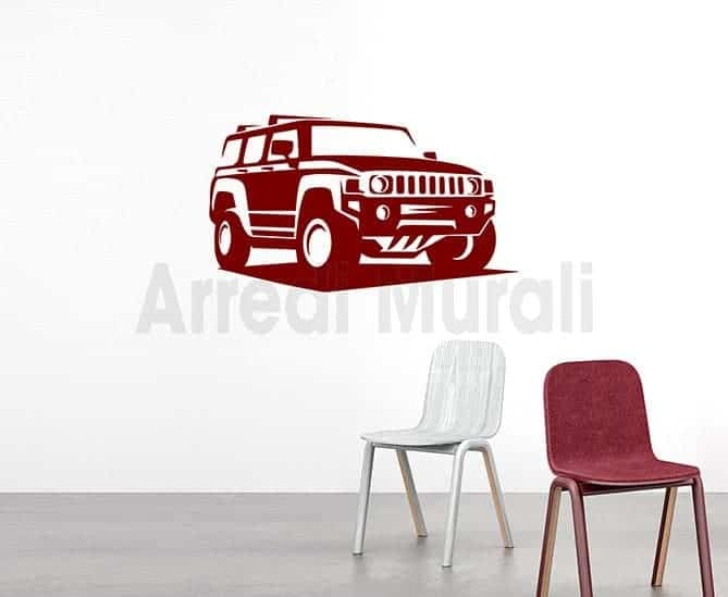 wall stickers auto Hummer