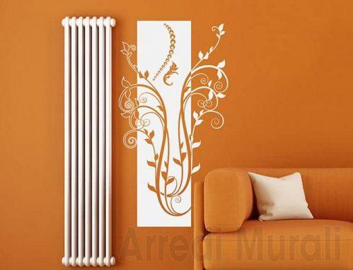 decorazioni per pareti floreali