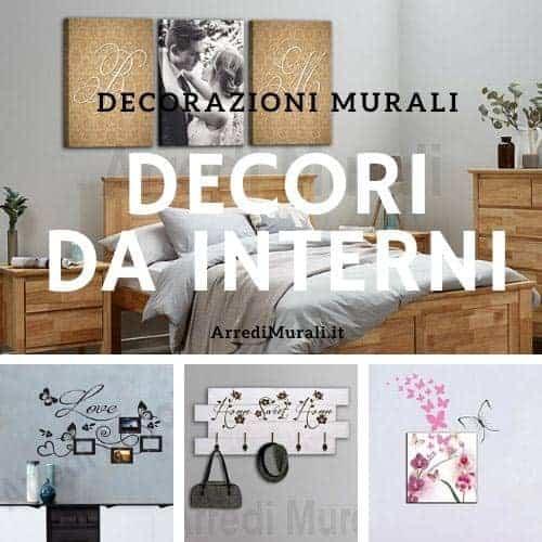 decorazioni murali idee per arredare le pareti creazioni di Arredi Murali
