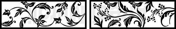 Stickers murali quadri floreali come lo riceverai