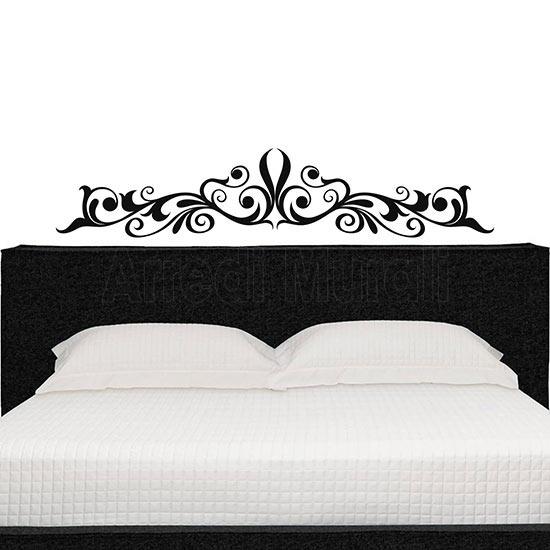 Decorazione-pareti-camere-da-letto nero