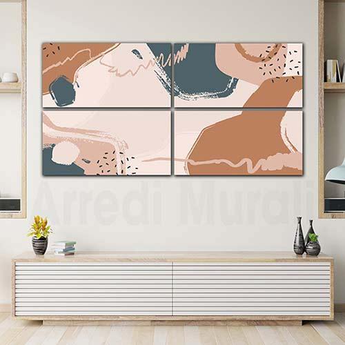 Quadri astratti moderni da parete decorazioni murali