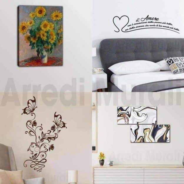 Arredo pareti tante idee per riempire le pareti con le creazioni di Arredi Murali