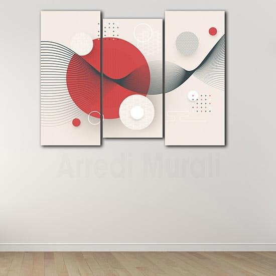 Stampe su tela astrattismo moderno, quadri moderni astratti