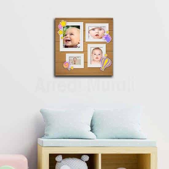 Quadro personalizzato stampa per bambini, per decorare la camere