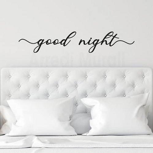 Adesivi da parete per camera da letto